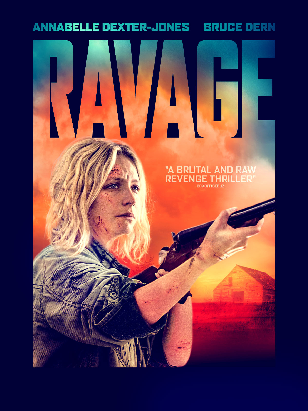 Film Review: RAVAGE (2019)