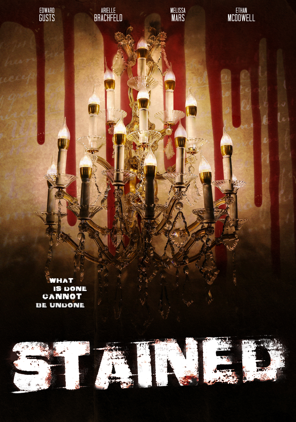 STAINED is Now Available from Midnight Releasing