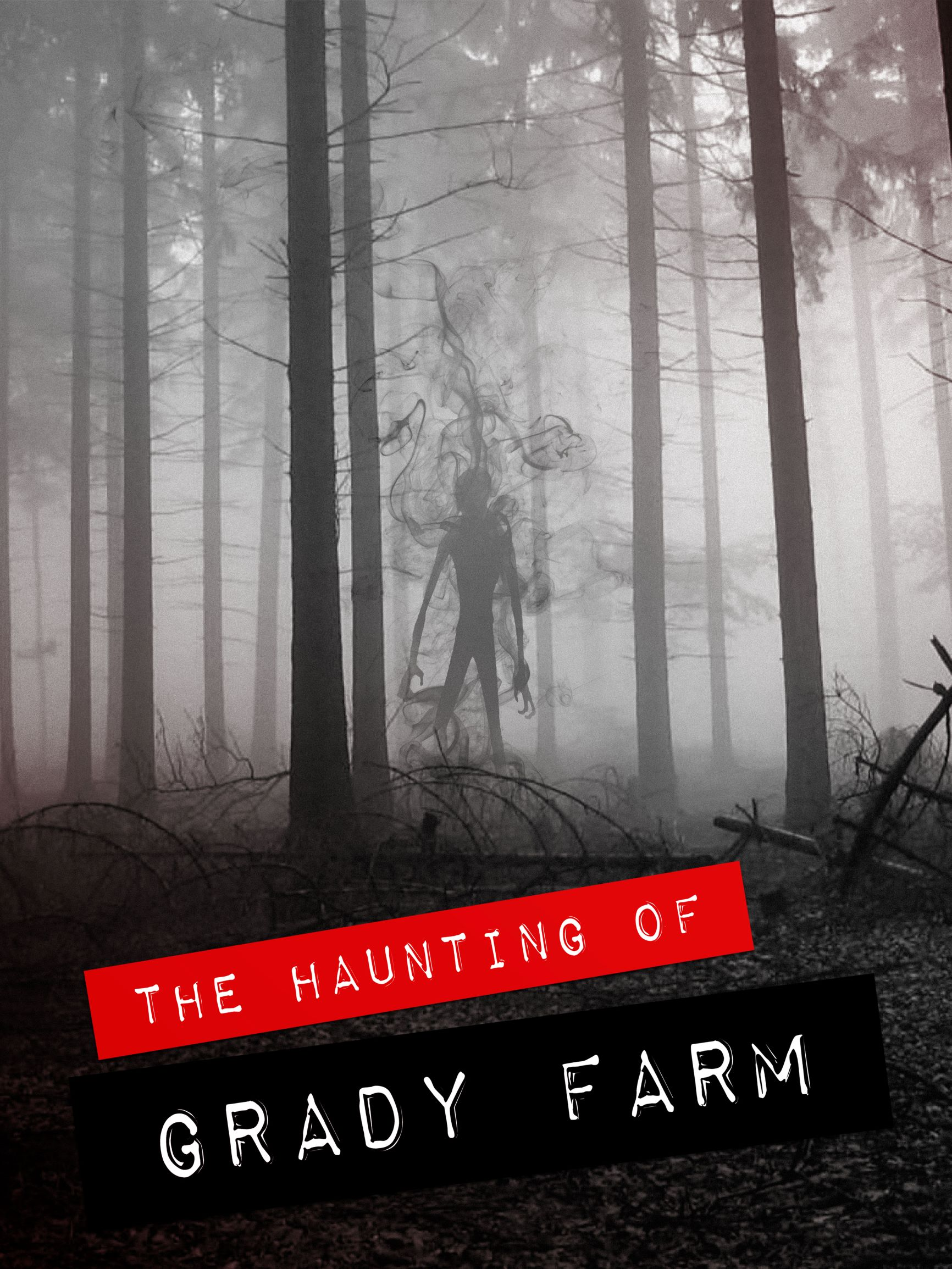 High Octane Pictures Presents a Thrilling NEW Found-Footage Horror Film: THE HAUNTING OF GRADY FARM – Available for VOD November 3rd