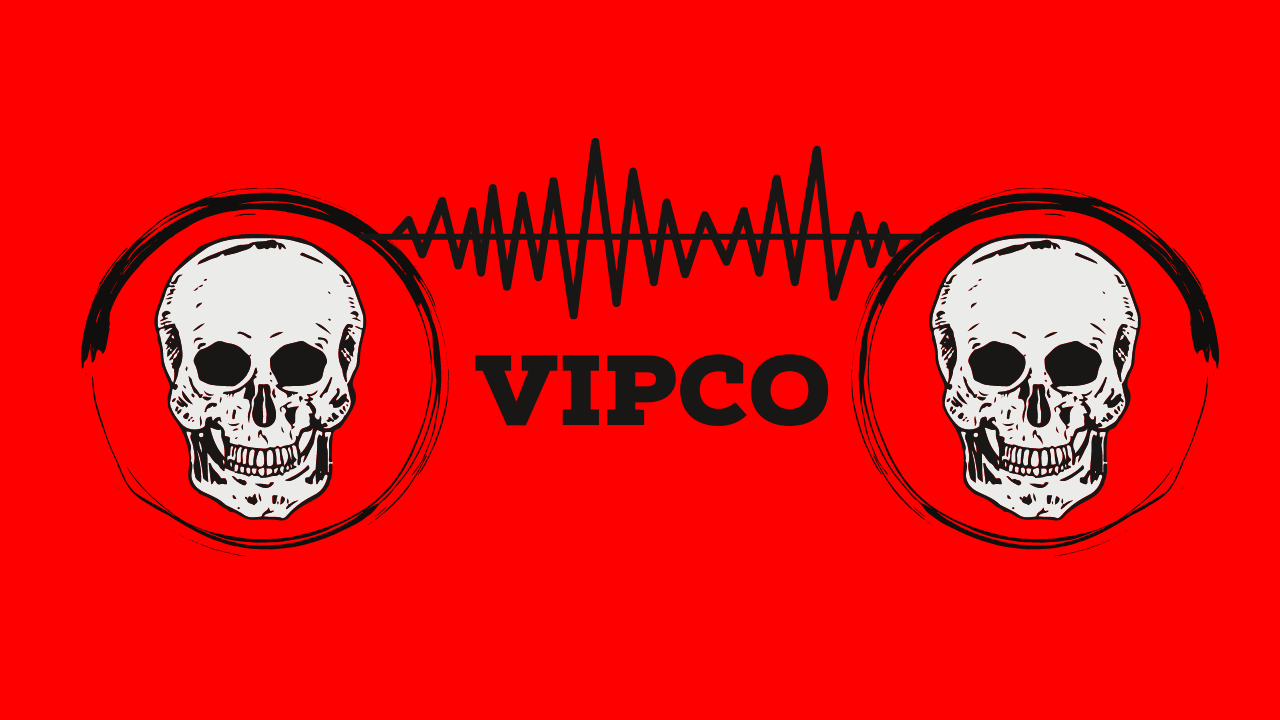 From the ashes a classic video label name returns in a new form…the name VIPCO is back…fresh and ready for new morsels.