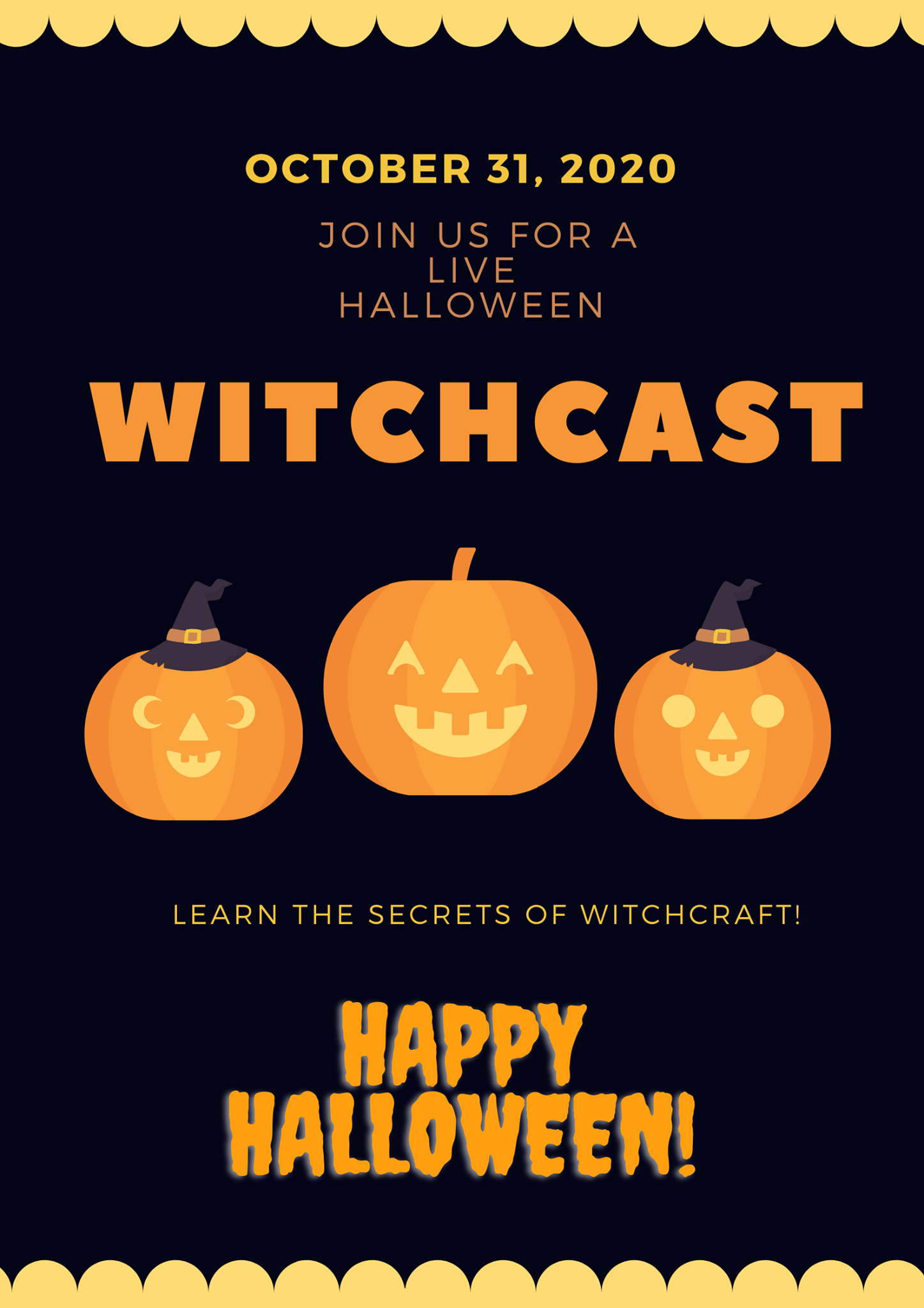 LIVE WITCHCAST TONIGHT!