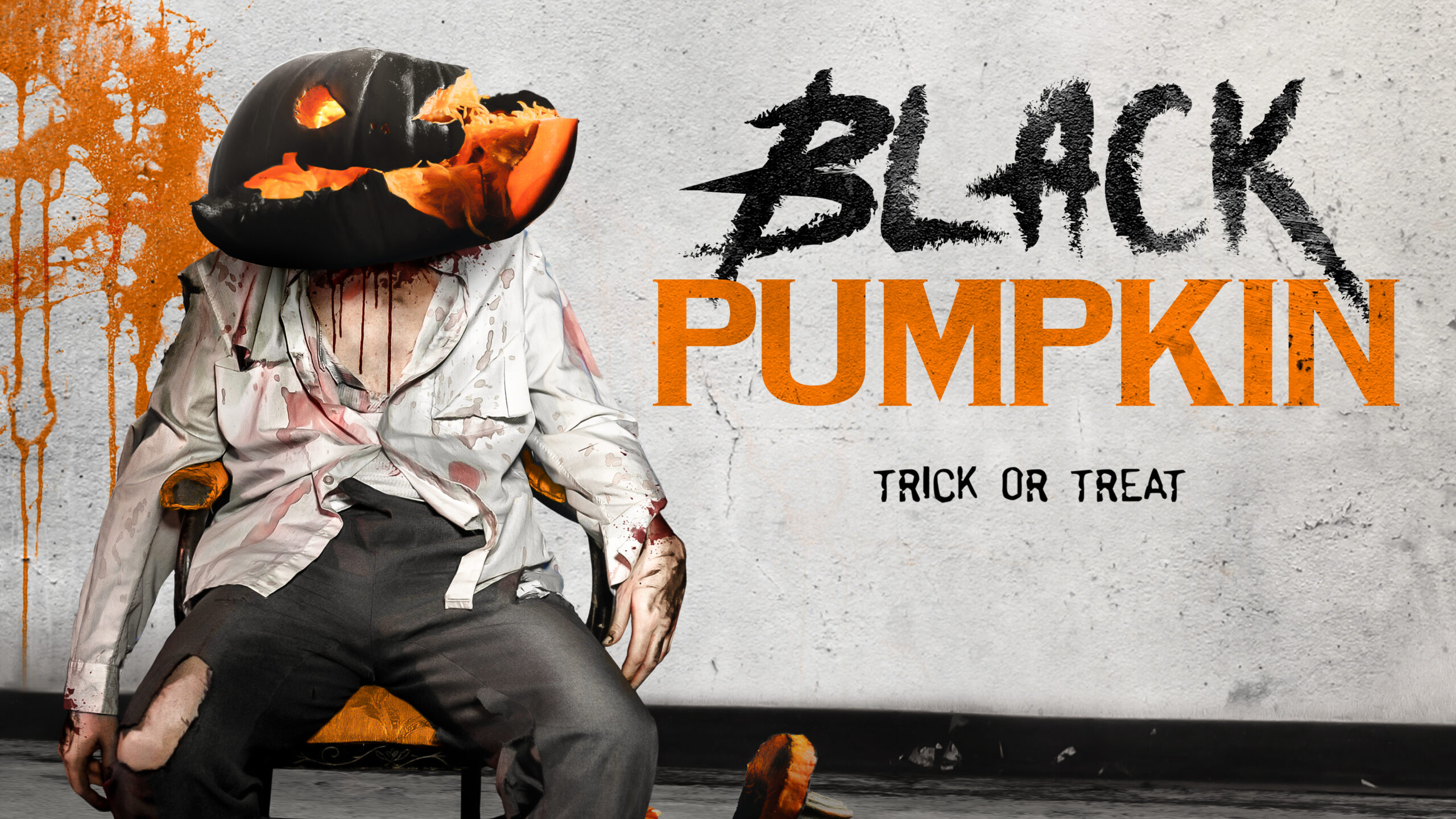 New trailer and poster released for BLACK PUMPKIN which is coming to DIGITAL AND DVD DECEMBER 8th 2020