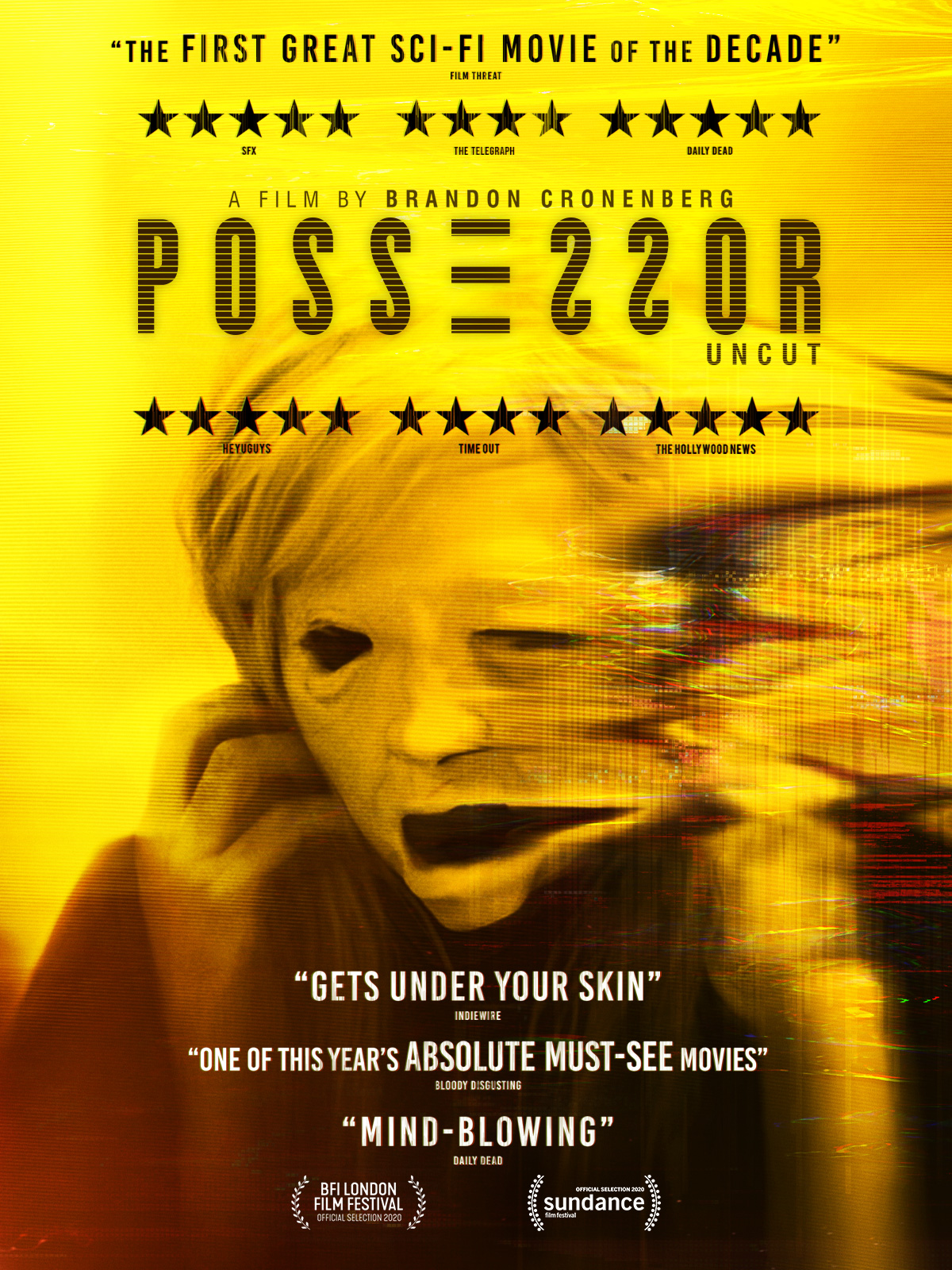 Film Review: POSSESSOR (a.k.a. Possessor Uncut) (2020)