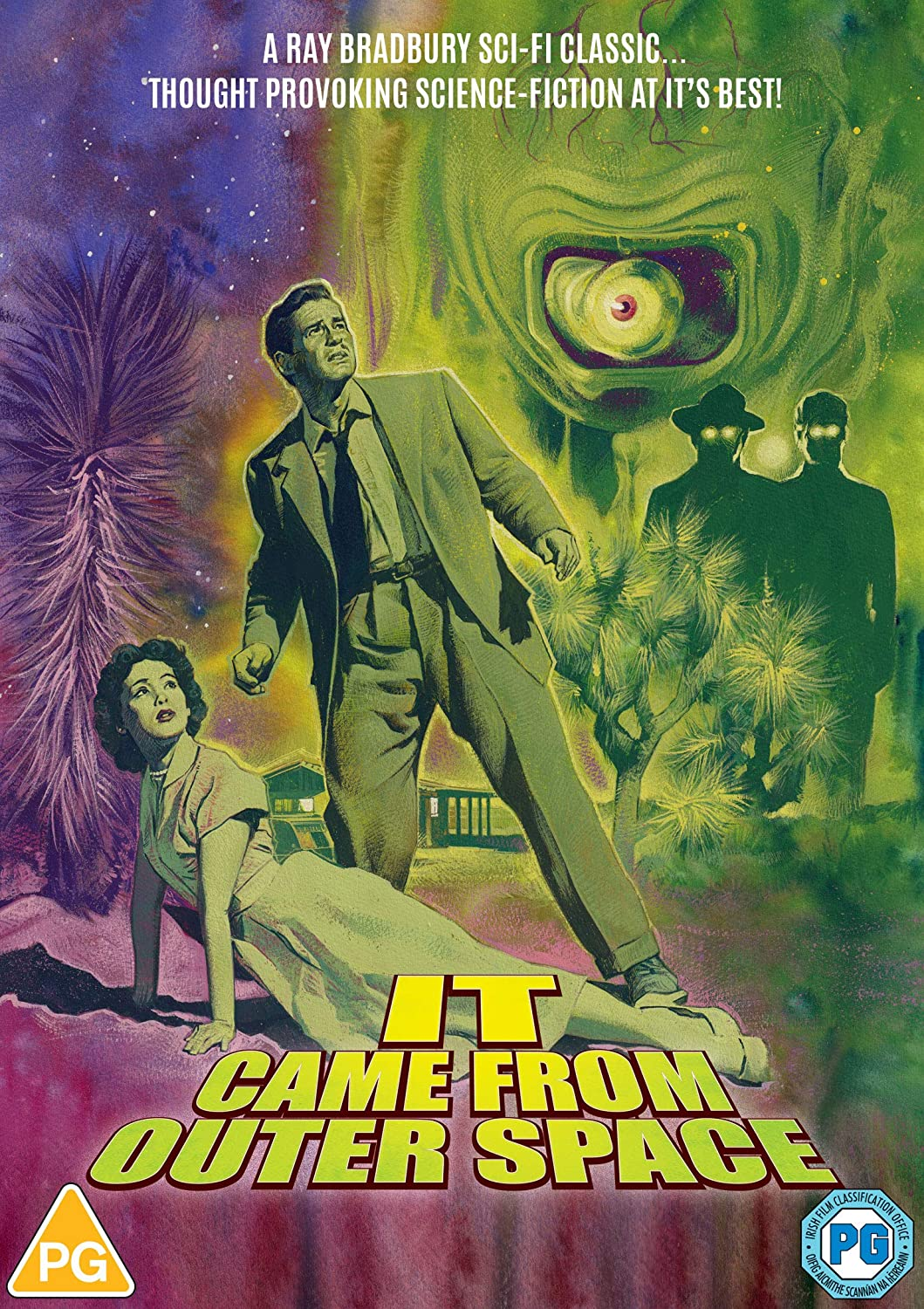 Fabulous Films releases IT CAME FROM OUTER SPACE