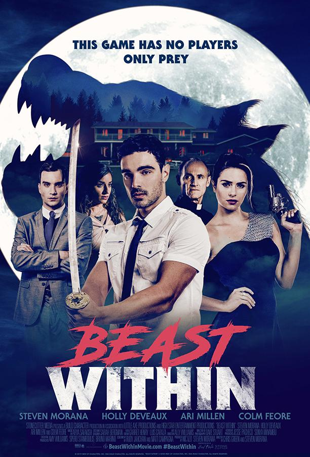 Film Review: BEAST WITHIN (2019)