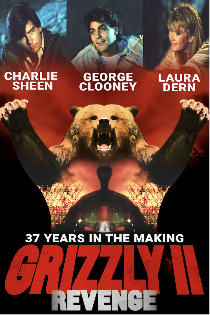 GRIZZLY II: REVENGE RELEASE DATE ANNOUNCED – 30 Years in the Making