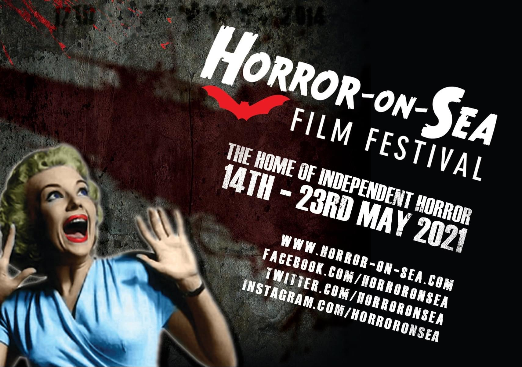 Cult video label VIPCO announced as an official sponsor of the Horror-on-Sea Film Festival 2021