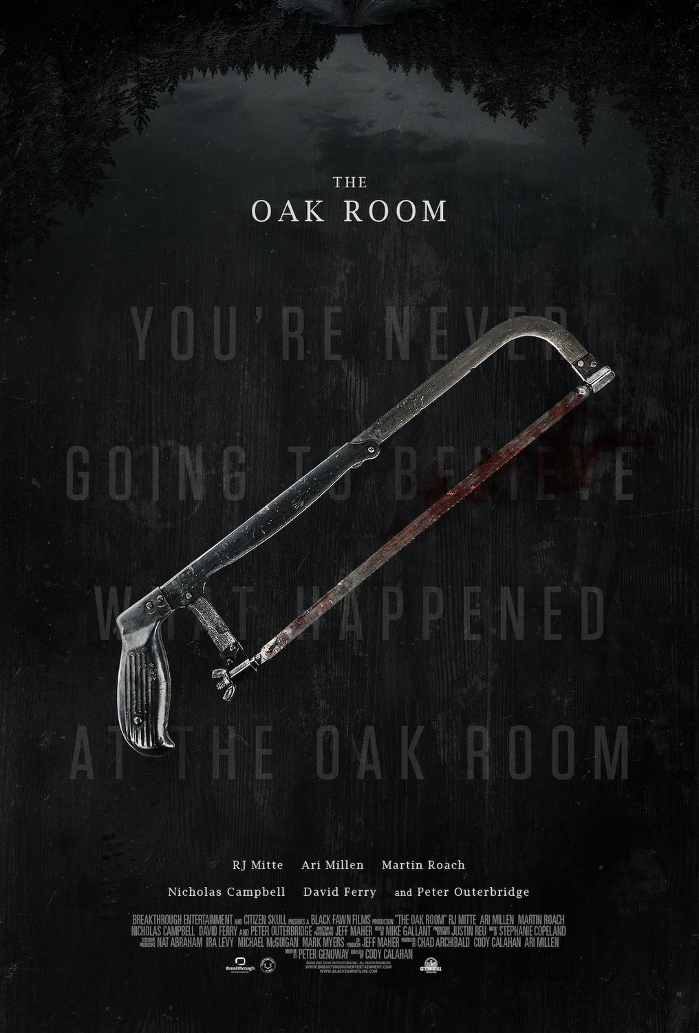 Film Review: THE OAK ROOM (2020)