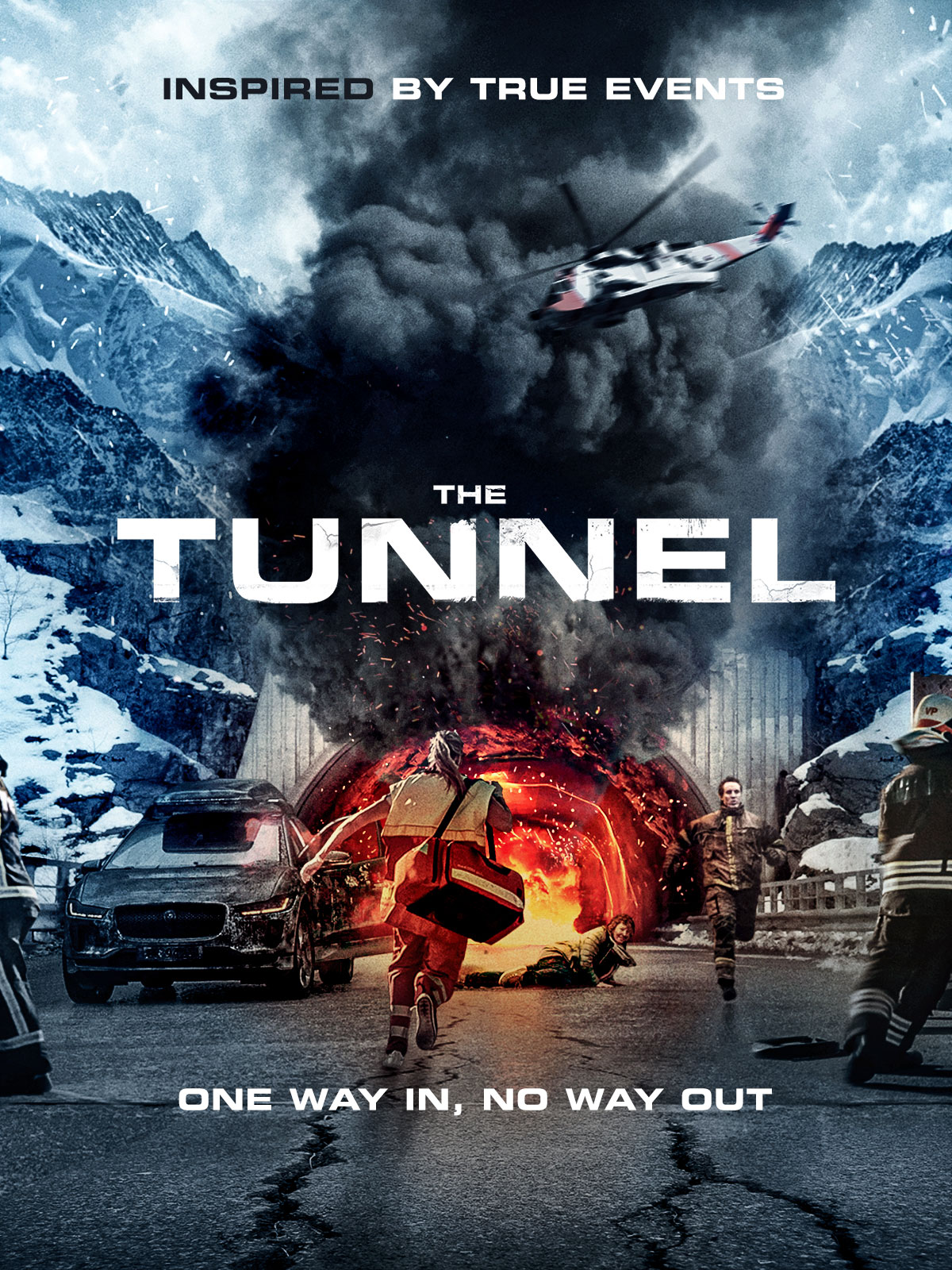 Film Review: THE TUNNEL (a.k.a. Tunnelen) (2019)