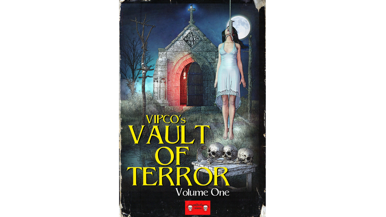 Producer Credits Available For VIPCO'S VAULT OF TERROR VOLUME ONE