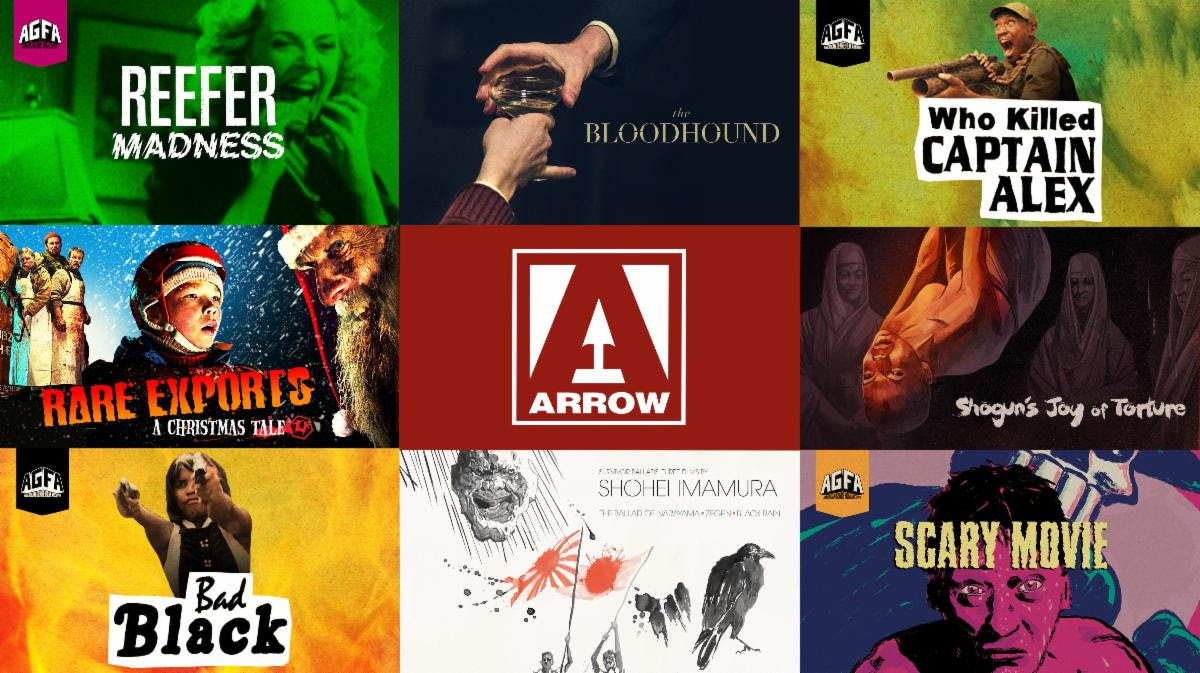 ARROW Brings Horror Home for the Holidays in the December Lineup