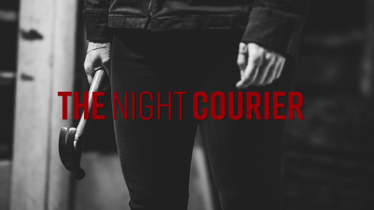 The Night Courier from Dark Red Horror  Launches Seed&Spark Campaign