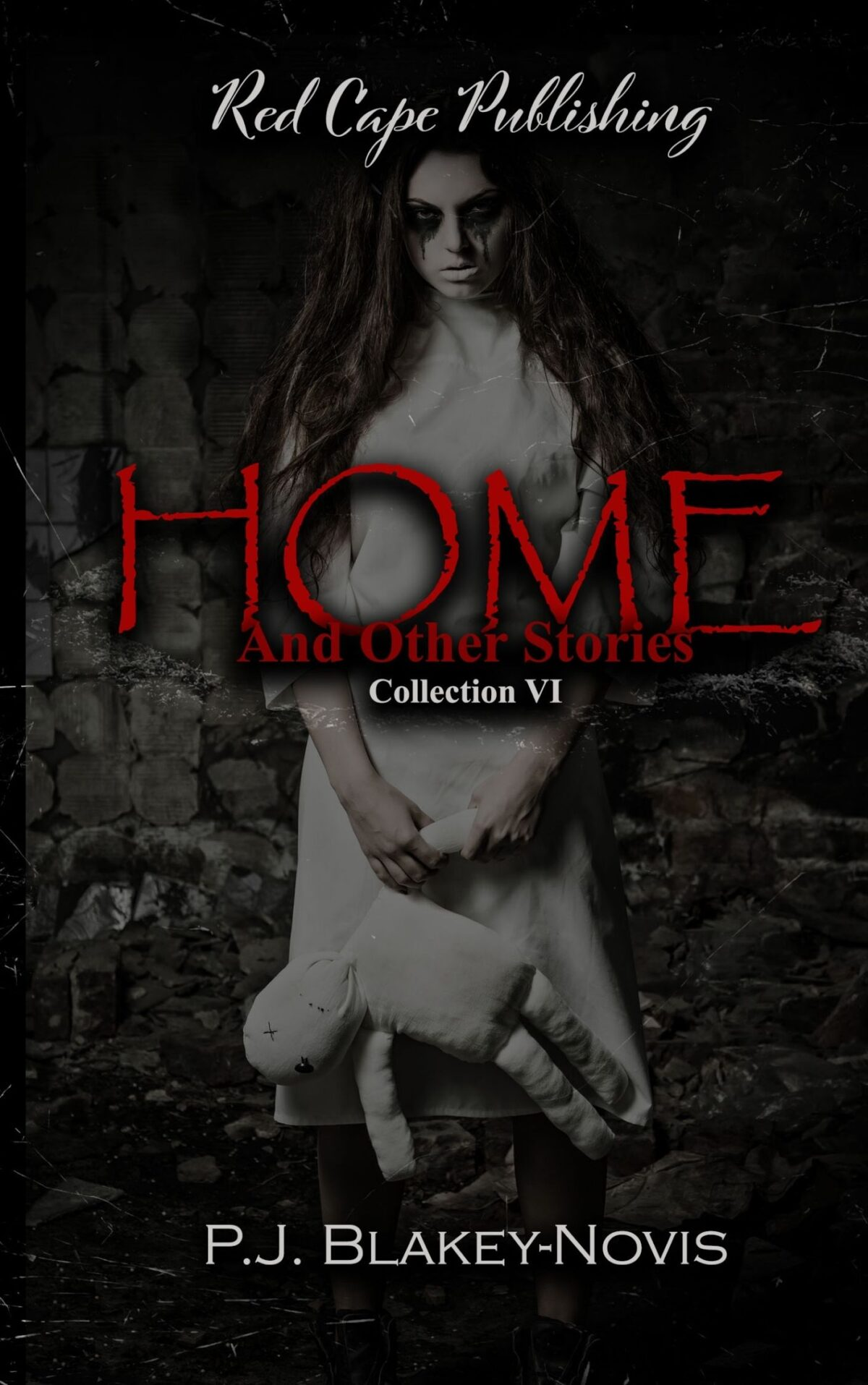Red Cape Publishing to Release Home & Other Stories by P.J. Blakey-Novis on March 10th