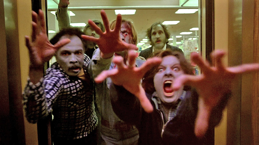 George A Romero's 'Dawn Of The Dead' Standard Edition 4K UHD and Blu-ray arrives 22 March 2021