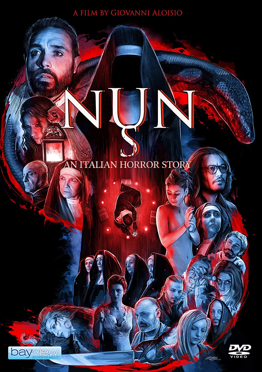 Nuns – An Italian Horror Story comes to DVD & Digital February 16