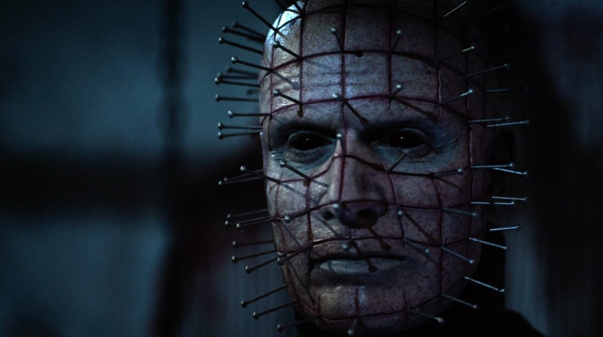 Lionsgate UK presents Hellraiser: Judgment on Digital Download 22 February and Blu-ray/DVD 1 March