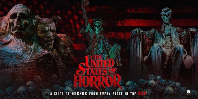 Official Trailer & Artwork for THE UNITED STATES OF HORROR Film Trilogy