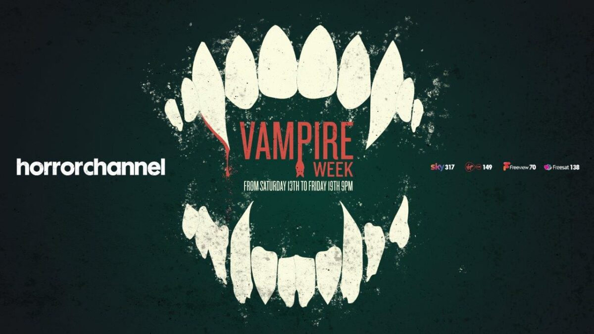 Horror Channel bares its teeth in March with VAMPIRE WEEK