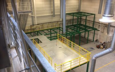 First steps towards 50 ton per year Crude Lignin Oil pilot plant at Brightlands Chemelot Campus.