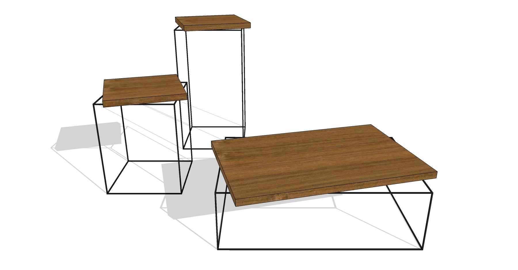 Skew tables collection