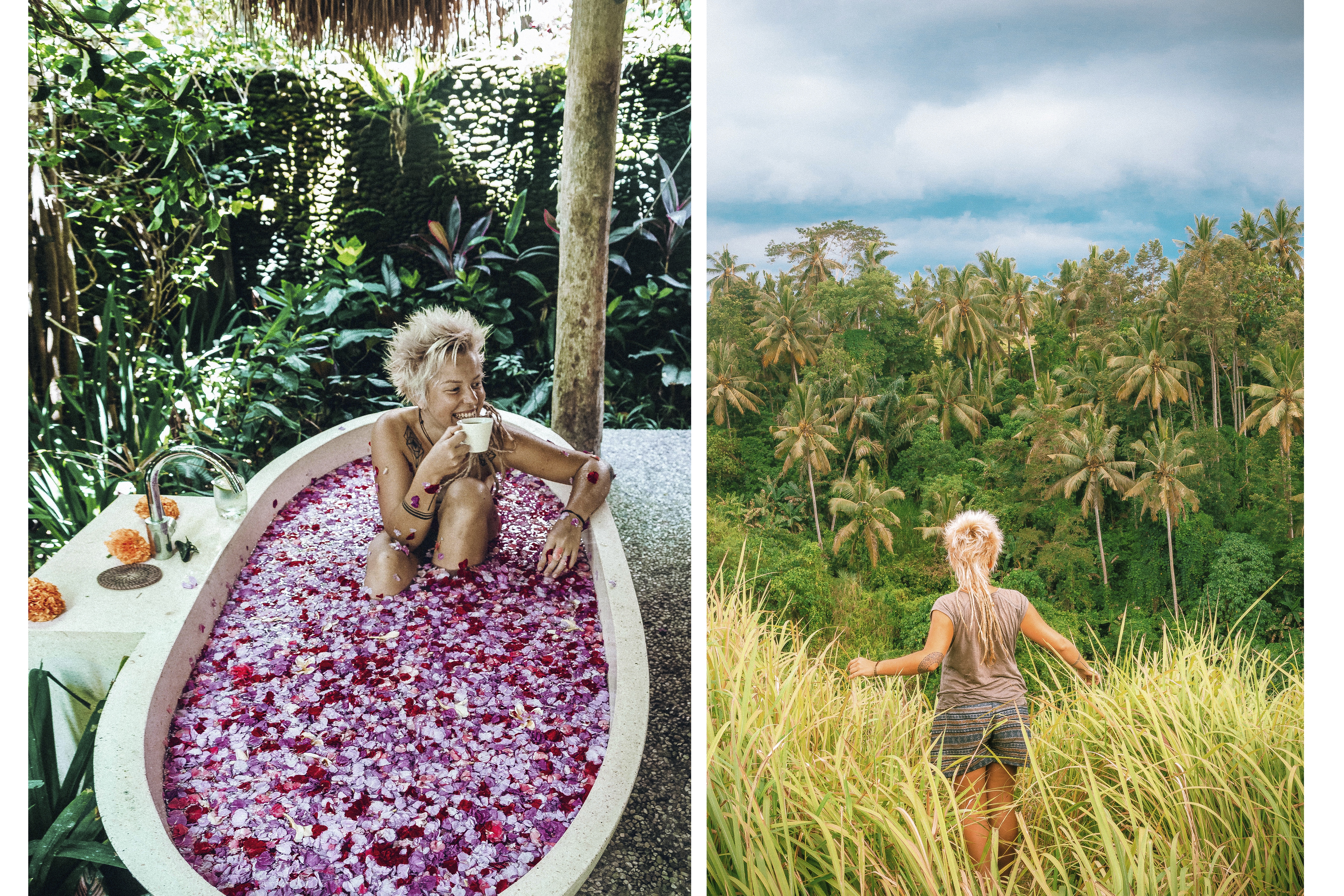 beautiful spa karsa spa bali ubud all day treatments walk jungle greenery island