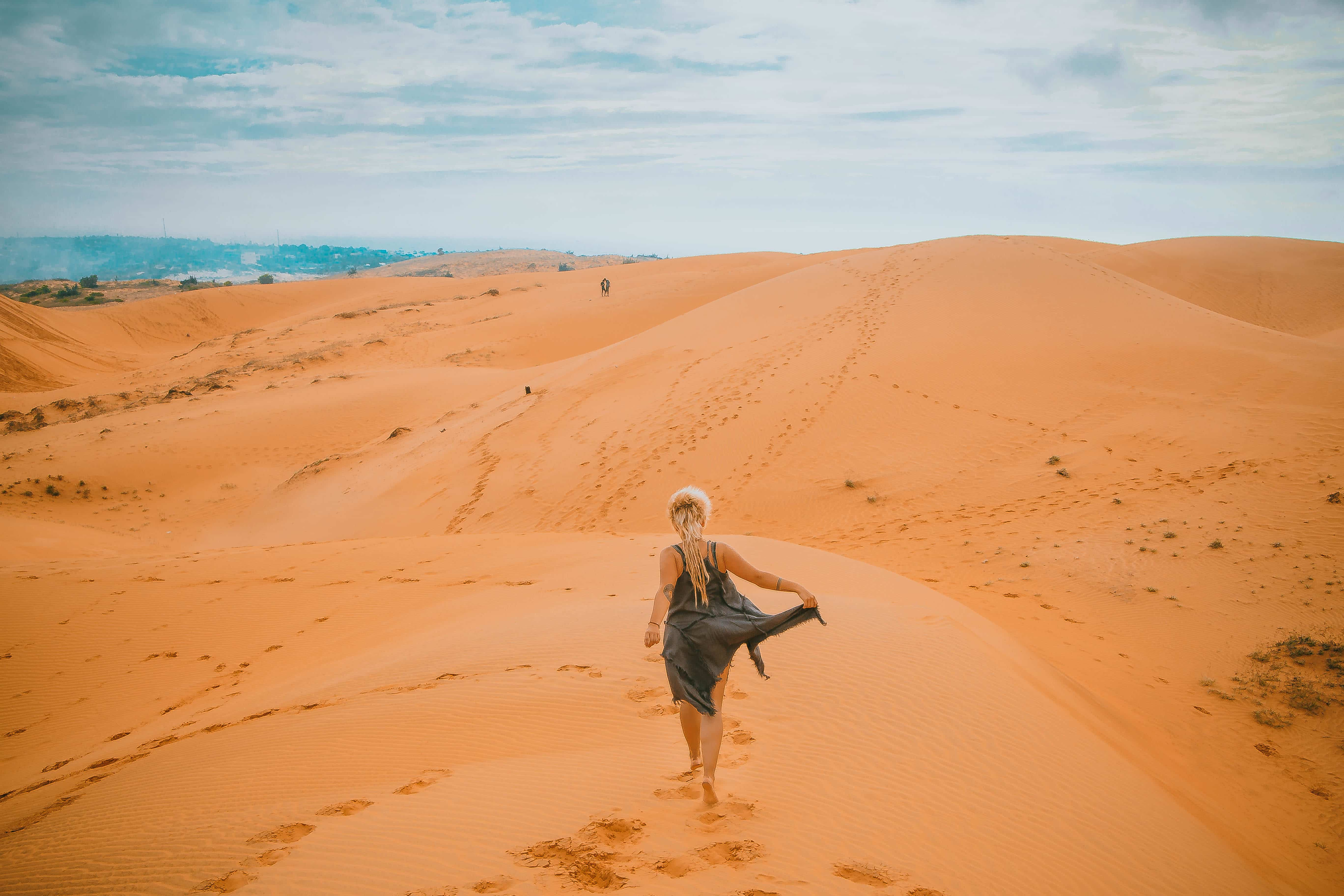 red sand dunes in vietnam pure nature south east asia mui ne