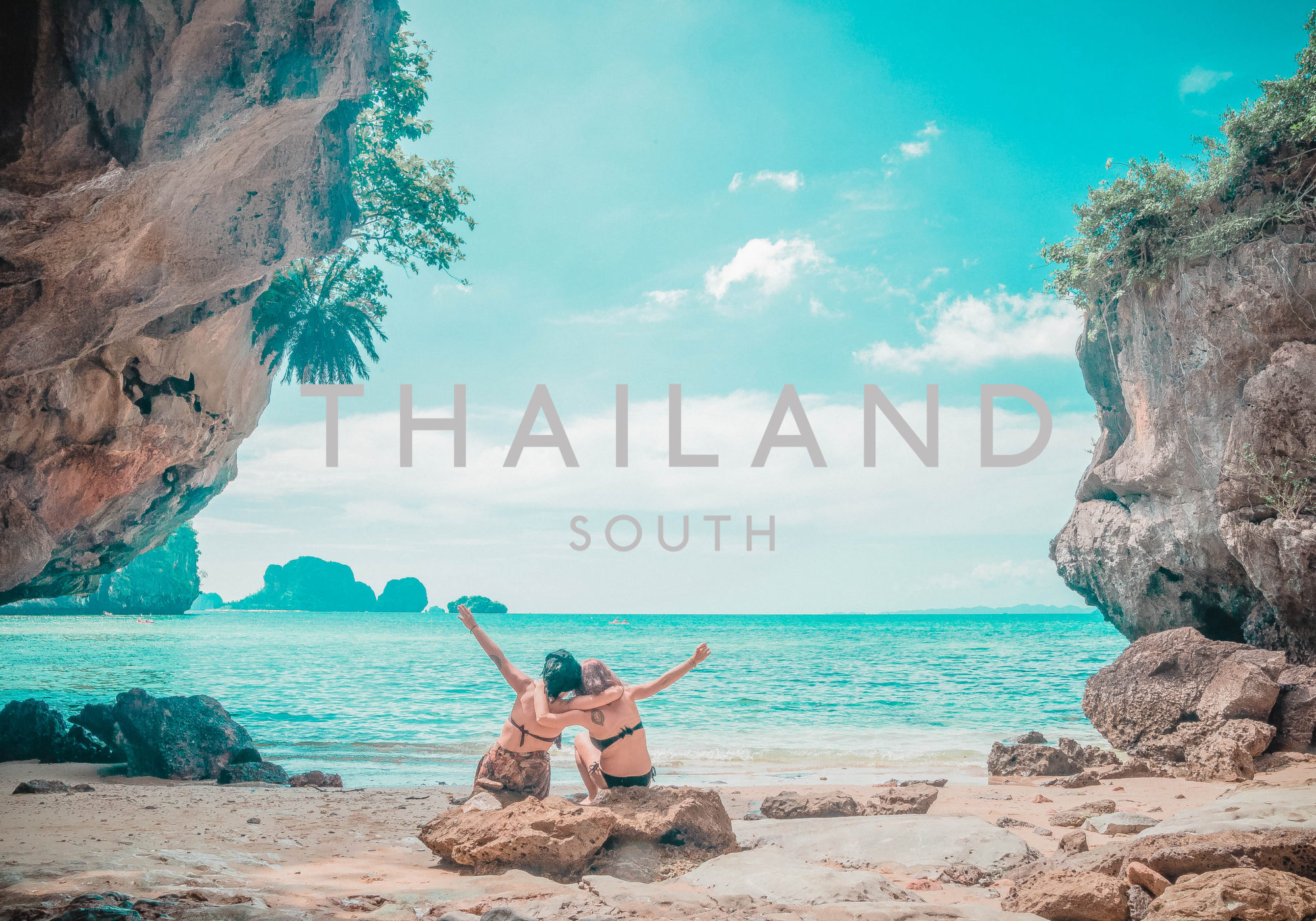 thailand beach krabi railay
