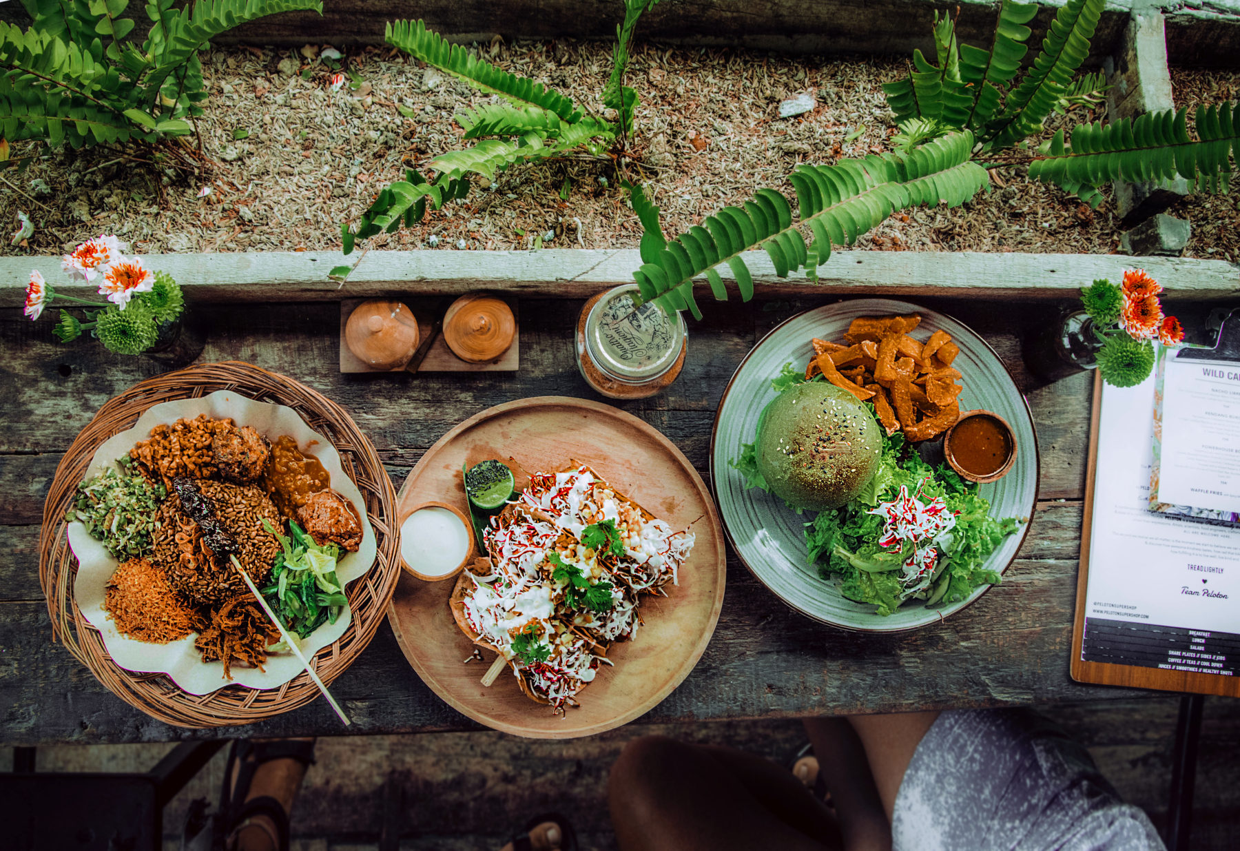 bali vegan food healthy cruelty free eating best place lunch