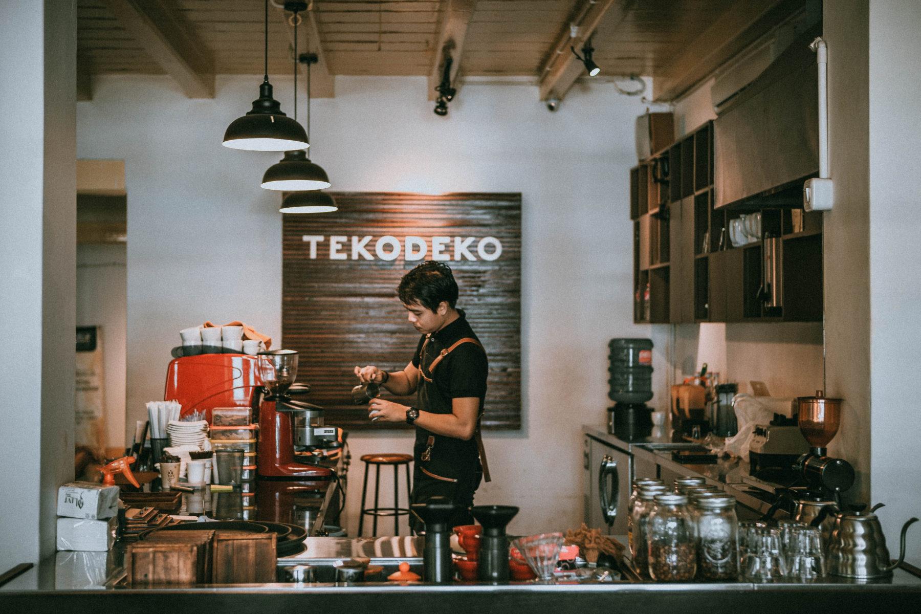 coffee shop flavour filter noch coffee indie hipster semarang tekodeko barista