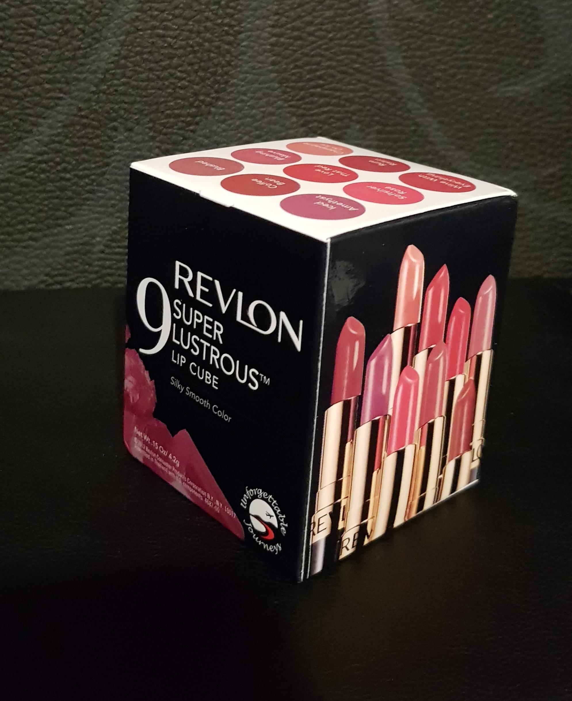 Revlon Super Lustrous Lip Cube