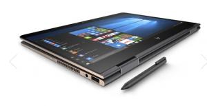 HP Spectre 360 Tablet Mode