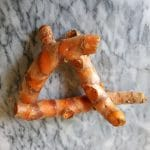 Turmermic root