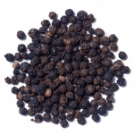 Black pepper is known to enhance the absorbtion or curcumin in tumeric