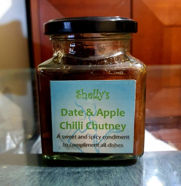 Date and Apple Chutney