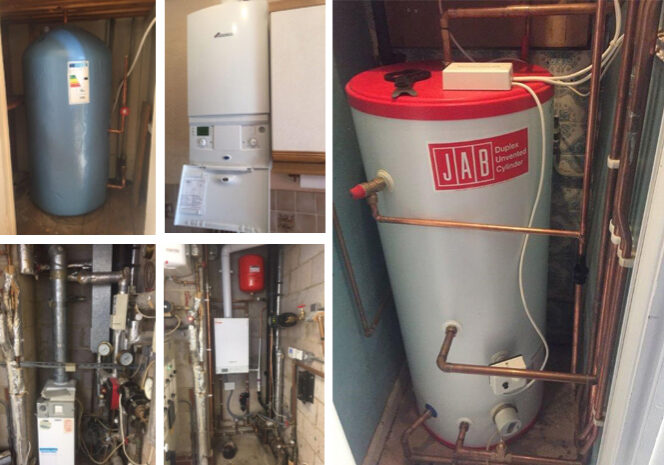 grid boilers install