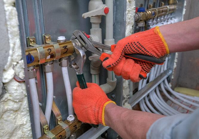Heating repairs boiler
