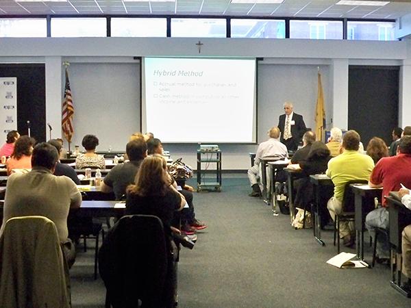 fraud training seminar