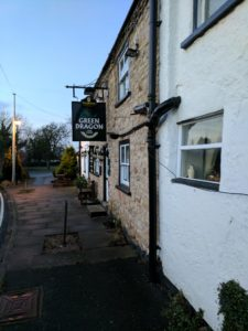The old Green Dragon