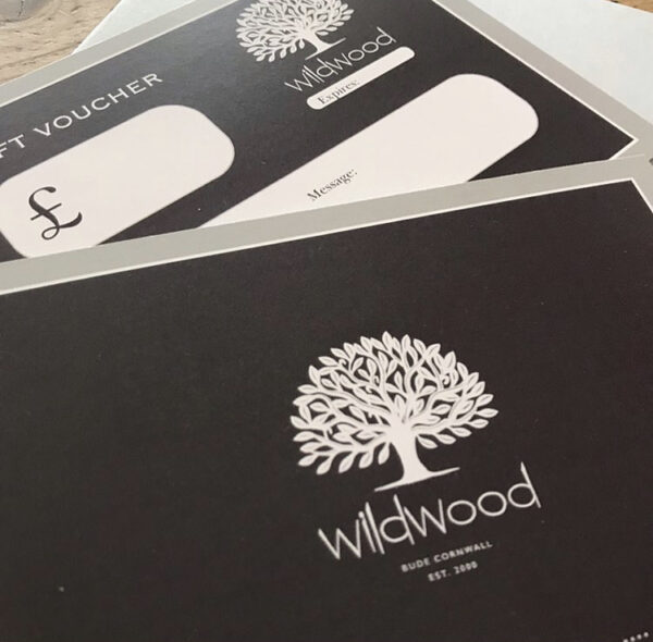 Wildwood gift vouchers