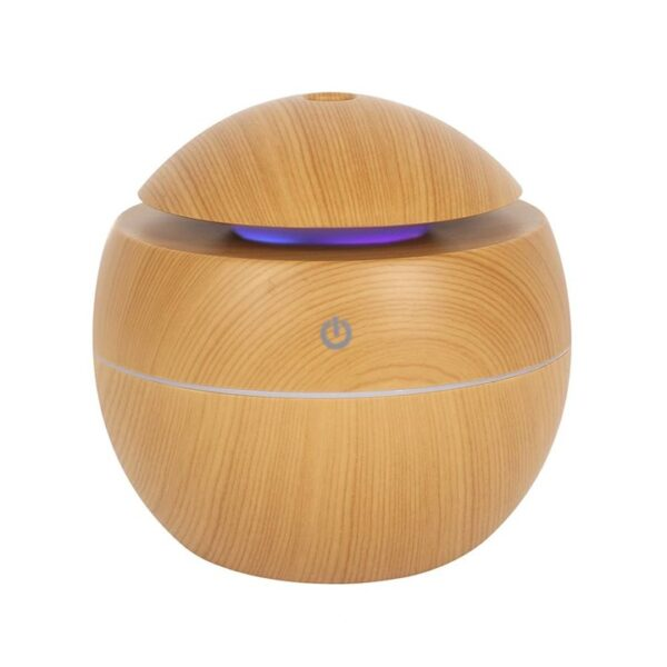Round wood grain diffuser Wildwood Cornwall