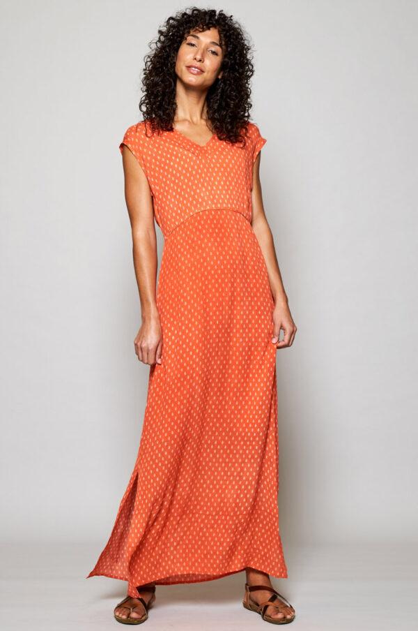 Maxi dress summer Wildwood cornwall