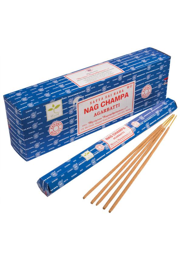 Nag champa garden incense sticks wildwood Cornwall