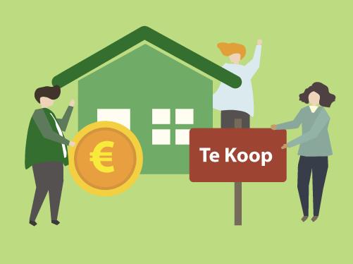 Stappenplan voor het kopen van een huis