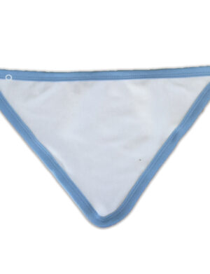 Unbranded Cotton Triangle Bandana Bibs