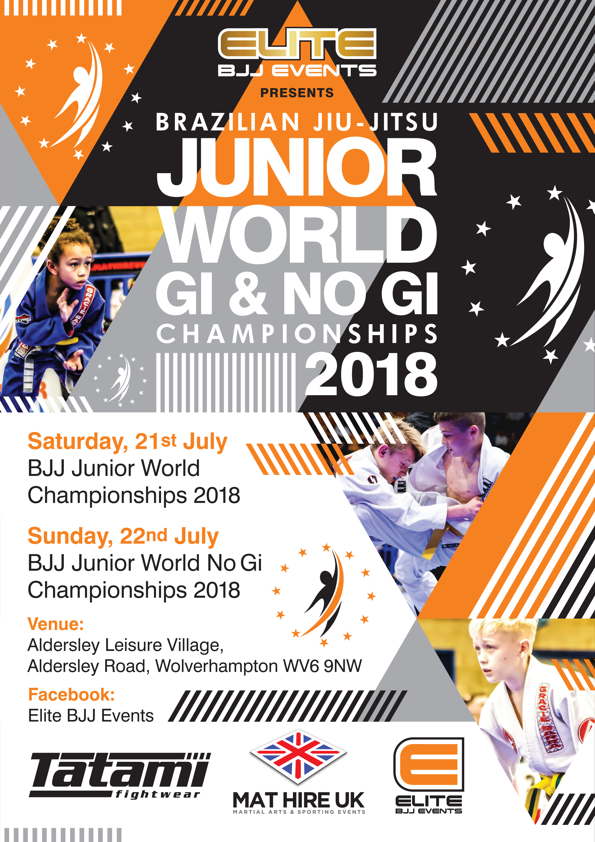 Junior World 2018 Poster