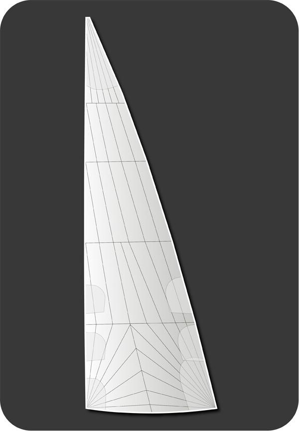 Grosssegel-Fullbatten-Halfbatten-triradial-tri-radial