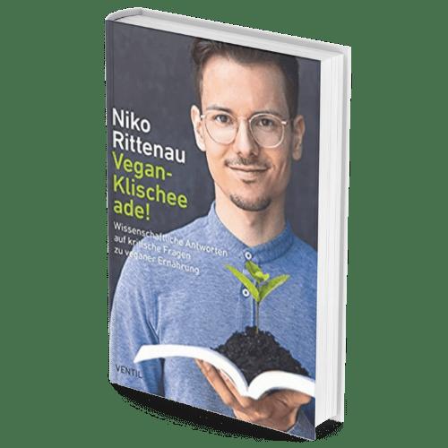 Ernährungsbücher fürs Studium, Literaturtipps, Literatur - Niko Rittenau
