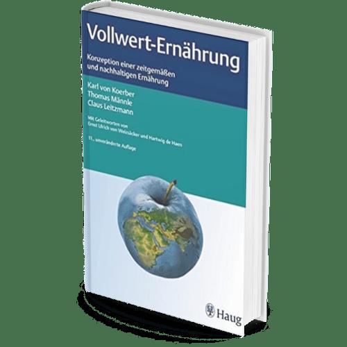 Ernährungsbücher fürs Studium, Literaturtipps, Literatur - Vollwerternährung Claus Leitzmann