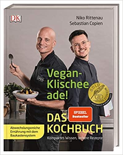 Veganer Einstieg mit: Kochbuch zu Vegan Klischee ade!*