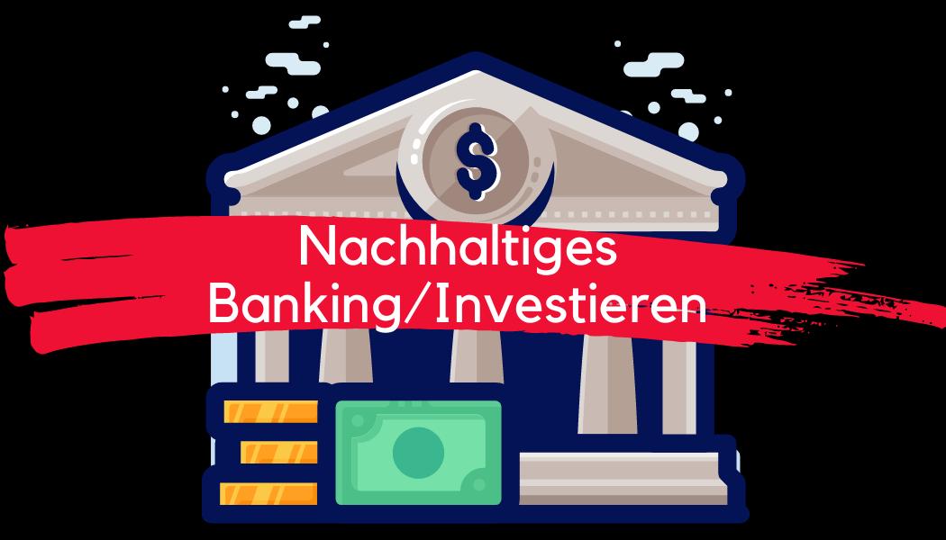 nachhaltige Bank nachhaltiges Banking nachhaltiges Investieren vegane Aktien